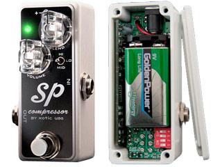Xotic/エキゾチック Xotic エキゾチック エフェクター コンプレッサー SP Compressor
