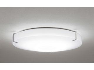 ODELIC/オーデリック SH8289LDR LEDシーリングライト サテンシルバー色飾付【~8畳】リモコン付