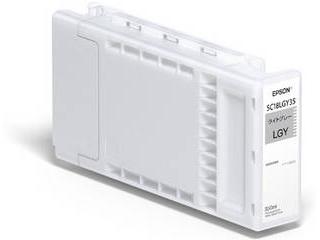 EPSON/エプソン SureColor用 インクカートリッジ/350ml(ライトグレー) SC18LGY35