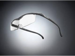 Hazuki Company/ハズキ 【Hazuki/ハズキルーペ】メガネ型拡大鏡 コンパクト クリアレンズ 1.85倍 ブラックグレー 【ムラウチドットコムはハズキルーペ正規販売店です】