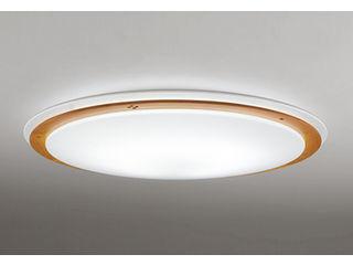 ODELIC/オーデリック OL251286BC LEDシーリングライト 木材(白色・クリア)【~8畳】【Bluetooth 調光・調色】※リモコン別売