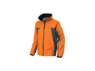AITOZ/アイトス ディアプレックス レインウエア オレンジ 3Lサイズ 56301-063-3L