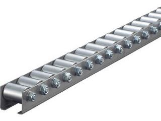 【組立・輸送等の都合で納期に1週間以上かかります】 TRUSCO/トラスコ中山 【代引不可】ホイールコンベヤ プレス製Φ20X25 P25XL1000 V2025P251000