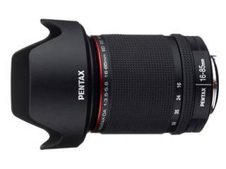 PENTAX/ペンタックス 【梱包B級品特価!】HD PENTAX-DA 16-85mmF3.5-5.6ED DC WR 標準レンズ 【catokka】【penoutl】