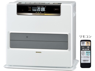 メーカー3年保証 CORONA/コロナ FH-WZ5719BY(W) 石油ファンヒーター「WZシリーズ」 エレガントホワイト PSC対応品