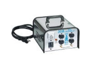 HATAYA/ハタヤリミテッド ミニトランスル 降圧型 単相200V→100・115V 2.0KVA/LV-02CS