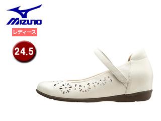 mizuno/ミズノ B1GH1566-02 SELECT500 ウォーキングシューズ レディース 【24.5】 (オフホワイト)