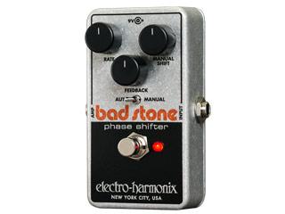 【nightsale】 electro harmonix/エレクトロハーモニクス Bad Stone フェイズシフター エフェクター 【国内正規品】