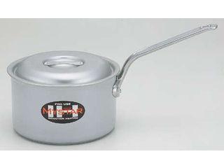 hokua/北陸アルミニウム 業務用マイスターIH 片手深型鍋/30cm