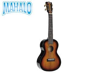 MAHALO/マハロ MJ3 VT3TS Javaシリーズ テナーサイズ ピックアップ付き ウクレレ