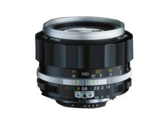 COSINA/コシナ NOKTON 58mm F1.4 SL II S シルバーリム(CPU内蔵ニコンAi-S互換) ノクトン フォクトレンダー