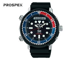 SEIKO/セイコー SBEQ003【PROSPEX/プロスペックス】【Diver Scuba】【PADIモデル】【MENS/メンズ】 【ソーラー】【200m潜水用防水】