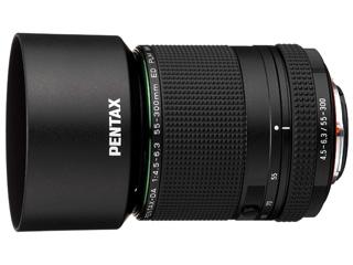 【超お得なレンズプロテクターセットもあります!】 PENTAX/ペンタックス HD PENTAX-DA 55-300mmF4.5-6.3ED PLM WR RE 望遠ズームレンズ 【pentaxlenscb】