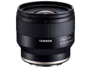 TAMRON/タムロン 20mm F/2.8 Di III OSD M1:2 (Model F050) 超広角単焦点レンズ ソニーEマウント用