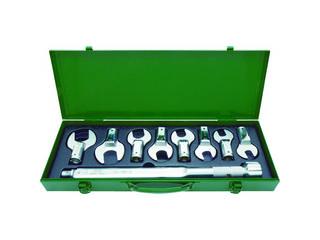 ASAHI TOOLS/旭金属工業 トルクレンチスパナヘッドセットLC180N+17-36mm LCS4000