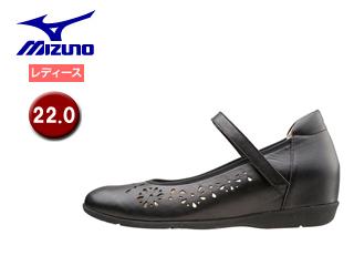 mizuno/ミズノ B1GH1566-09 SELECT500 ウォーキングシューズ レディース 【22.0】 (ブラック)