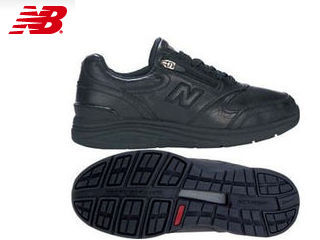 NewBalance/ニューバランス WW585-D-BK TOWN WALKING レディース ウォーキングシューズ[ブラック]【25.0cm】