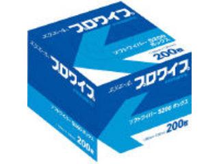 elleair/エリエールビジネスサポート エリエールソフトワイパーS200BOX72個入り 703128