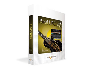 Music LAB REAL LPC 4 / BOX 【リアル・エルピーシー 4】【ソフトウェア音源】【RL4】 39710