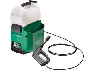 HiKOKI/工機ホールディングス 14.4V コードレス高圧洗浄機 本体のみ AW14DBL-NN