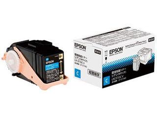 EPSON/エプソン LP-S7160シリーズ用 環境推進トナー/シアン/Mサイズ (印刷可能ページ:約5300ページ) LPC3T33CV