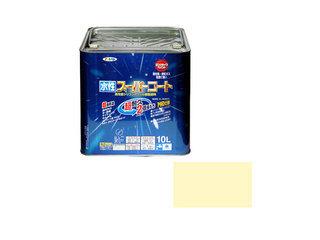 ASAHIPEN/アサヒペン 水性スーパーコート 10L アイボリー