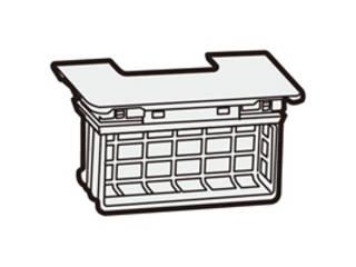 SHARP シャープ 信憑 洗濯機用 乾燥フィルター 前 0492 210 337 商品追加値下げ在庫復活