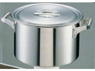 FUJINOS/フジノス 18-10ロイヤル 半寸胴鍋 XMD-390 (39cm)