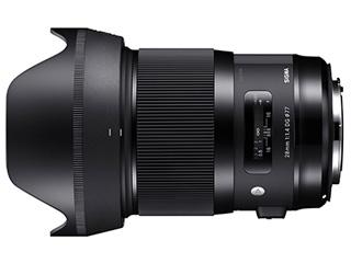 SIGMA/シグマ 28mm F1.4 DG HSM Art ソニ-Eマウント Sony Eマウント