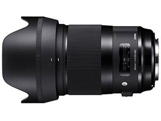 SIGMA/シグマ 40mm F1.4 DG HSM ソニ-Eマウント Sony Eマウント