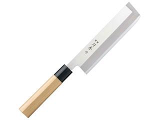 刀秀作 メーカー公式 モリブデンバナジウム鋼 角型薄刃 定価の67%OFF 18cm FC-365