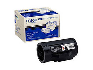 EPSON/エプソン LP-S340シリーズ用 トナーカートリッジ/Mサイズ(10000ページ) LPB4T19