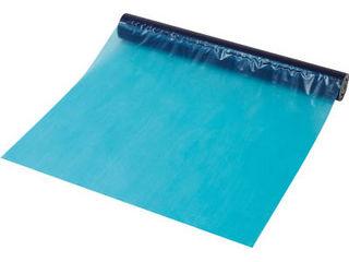 TRUSCO/トラスコ中山 表面保護テープ ブルー 幅1020mmX長さ100m TSP-510B
