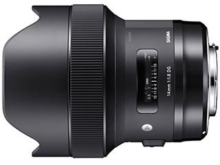 SIGMA/シグマ 14mm F1.8 DG HSM Art ソニーEマウント Sony Eマウント