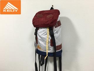 KELTY/ケルティ 2591969 MINI MOCKINGBIR 3C/ミニ・モッキンバード (RED/WHITE/NAVY)
