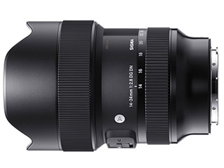 SIGMA/シグマ 14-24mm F2.8 DG DN Art ソニー E マウント用 大口径超広角ズームレンズ