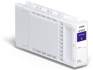 EPSON/エプソン SureColor用 インクカートリッジ/350ml(バイオレット) SC18V35