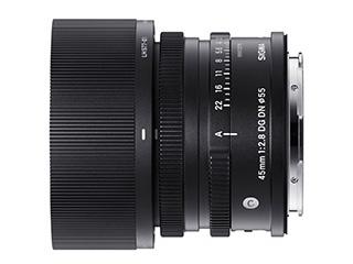 【お得なセットもあります!】 SIGMA/シグマ 45mm F2.8 DG DN Contemporary ソニー E マウント用 フルサイズミラーレス専用レンズ Sony Eマウント