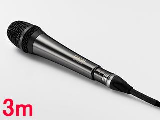 ORB/オーブ CF-A7F J10-3M Clear Force Microphone the finest for acoustic ケーブル付属モデル(3m) ダイナミック型ワイヤードマイクロフォン