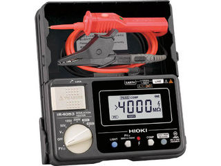 HIOKI/日置電機 太陽光発電システム用絶縁抵抗計IR4053-11