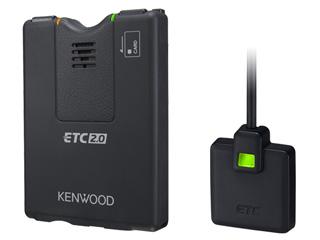 KENWOOD/ケンウッド 【納期4月予定】ETC-N3000 カーナビ連動型 ETC2.0車載器
