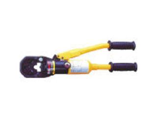 LOBTEX/ロブテックス LOBSTER/エビ印 手動油圧式圧着工具 使用範囲14~150 AKH150S