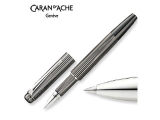 CARAN dACHE/カランダッシュ 【RNX.316】PVDブラック ローラーボール 4570-080