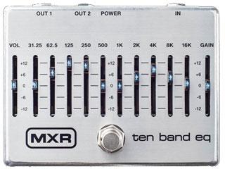 Jim Dunlop/ジム ダンロップ MXR M-108S 10-Band Graphic-EQ エフェクター