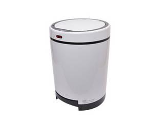 サンコー サンコー ゴミを自動吸引する掃除機ゴミ箱「クリーナーボックス」 SESVCBIN