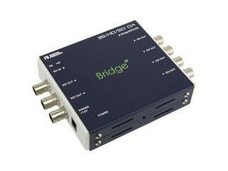 ※メーカー在庫僅少のため、納期にお時間がかかる場合があります ADTECHNO/エーディテクノ 1000SD マルチレート対応1入力6出力SDI分配器