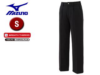 mizuno/ミズノ A2JF6501-09 ブレスサーモ ノンストレスパンツ メンズ 【S】 (ブラック)