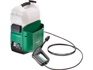 HiKOKI/工機ホールディングス 18V コードレス高圧洗浄機 本体のみ AW18DBL-NN