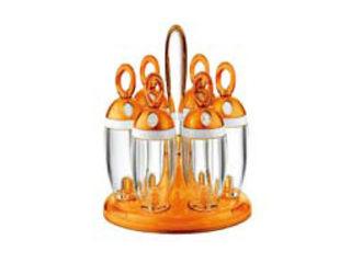 guzzini/フラテッリグッチーニ スパイスラック/1681.0045 オレンジ