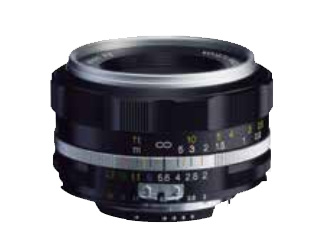 COSINA/コシナ ULTRON 40mm F2 SL IIS Aspherical 単焦点レンズ (シルバーリム) ウルトロン フォクトレンダー
